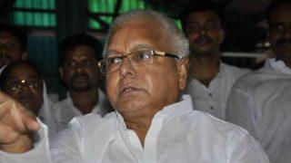 Ban on NDTV: Country heading towards dictatorship, says Lalu Prasad Yadav