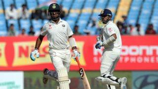 विशाखापट्नम टेस्ट: अश्विन की शानदार गेंदबाजी के बदौलत इंग्लैंड की पहली पारी 255 रन पर सिमटी
