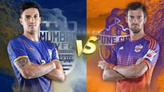 ISL LIVE Score Mumbai City FC vs FC Pune City: 88th minute strike by Eugeneson steals 3 points for Pune as they defeat Mumbai