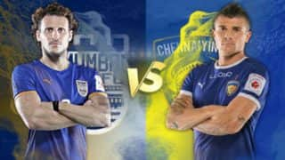 ISL LIVE Score, Mumbai City FC vs Chennaiyin FC: Mumbai break the jinx as they defeat Chennaiyin FC for the very first time