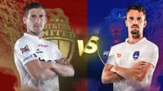 NorthEast United FC vs Delhi Dynamos FC Live Streaming &…