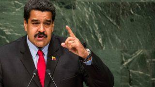 Venezuela: President Nicolas Maduro calls nephews' US conviction 'imperialist attack'