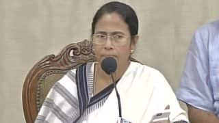 Mamata Banerjee not averse to join hands with CPI-M against Modi government