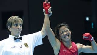 Six-Time World Champion MC Mary Kom Ends Unbeaten in German Training Trip