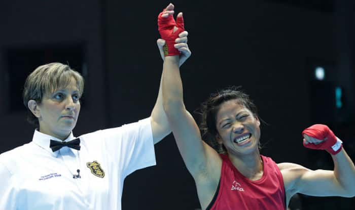 Mary Kom storms into World Boxing C'ships final, Lovlina gets bronze