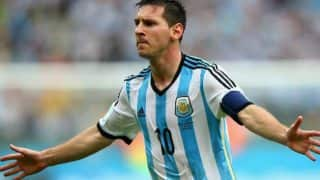 Lionel Messi pays wages of Argentina team security staff