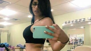 Ex-Porn Star Mia Khalifa is All in to Gymming; Wants to Take Her Shape From Spring Rolls to Summer Bod- View Pictures