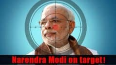 Narendra Modi, 21 VVIP leaders on hit list of arrested…