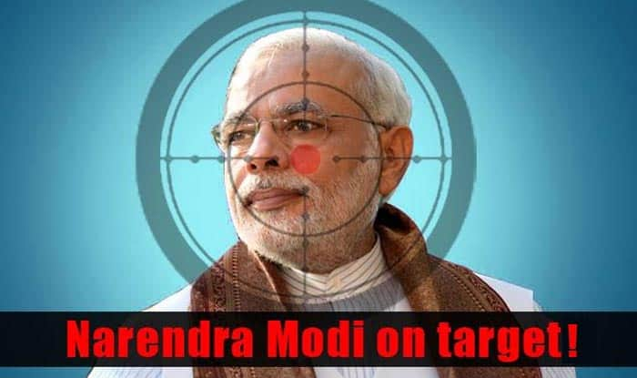 Image result for modi target