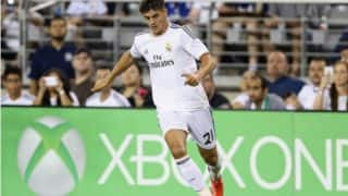 Real Madrid's Alvaro Morata suffers injury setback, ruled out for Atletico clash