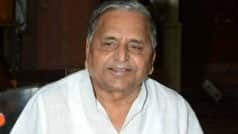 Attack: Mulayam Singh Yadav concerned over killing of soldiers