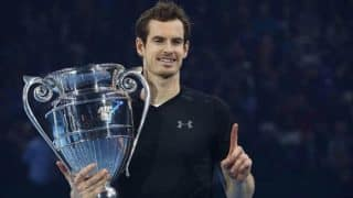 Andy Murray beats error-prone Novak Djokovic to retain No. 1 ranking