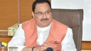 Virbhadra Singh should resign on moral grounds: JP Nadda