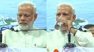 Narendra Modi breaks down during Goa visit, says 'Whatever I had, I left it for nation' (Watch Video)