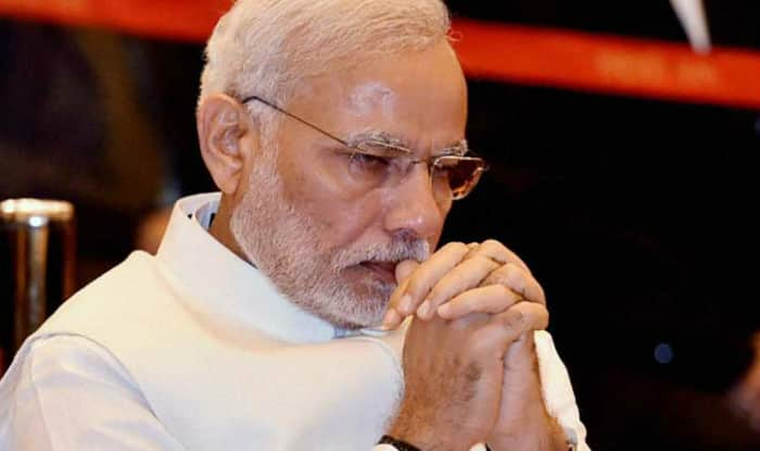 PM Modi responds to opposition's allegations