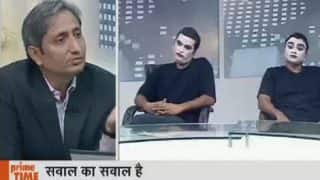 Ban on NDTV India: Ravish Kumar hosts the most satirical primetime show to mark dissent against I&B Ministry