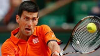 Novak Djokovic enters Aegon International final at Eastbourne
