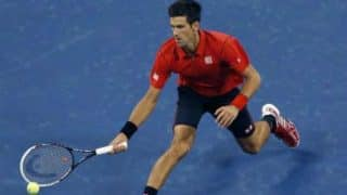 Novak Djokovic splits with coach Boris Becker after three years
