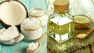 Try oil pulling to keep tooth decay at bay and for complete oral health