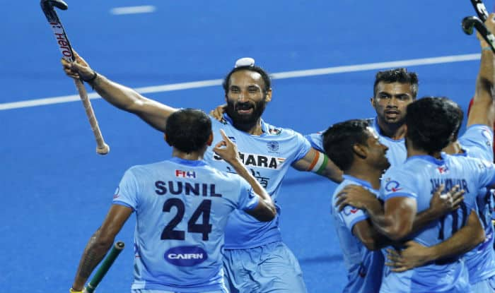 India beat Malaysia 4-1 in hockey