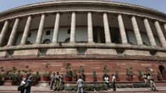 Opposition protests force adjournment of Lok Sabha proceedings