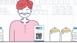 Cash crunch effect: Paytm adds 'Nearby' feature to search for local Paytm-enabled stores