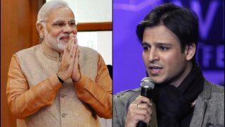 विवेक ऑबराय ने कहा, नोट बंद करवाकर प्रधानमंत्री मोदी ने दांव पर लगाया है अपना करियर