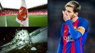 Colombia plane crash: Lionel Messi, Manchester United pay respect to 76 dead including Chapecoense footballers