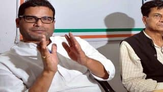 Congress poll strategist Prashant Kishor meets Mulayam Singh Yadav amid talk of possible poll pact in Uttar Pradesh