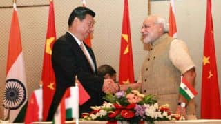 India, China agree to maintain high-level exchanges