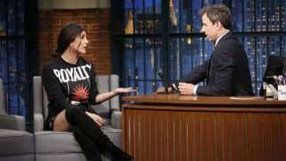 Whoa! Priyanka Chopra lashes out at troller Seth Meyers