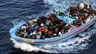 Sink NGO 'migrant taxis' in Mediterranean, says Italian leader