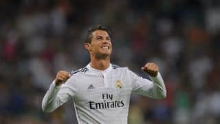 Cristiano Ronaldo hat-trick downs Atletico Madrid, extends Real Madrid lead