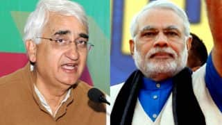 'Like Finding Needle in a Haystack', Senior Congress Leader Salman Khurshid on PM's 'Good Work'