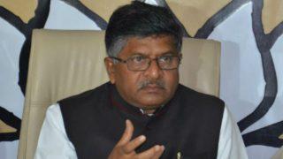केंद्रीय मंत्री रविशंकर प्रसाद ने साधा निशाना, कहा-कांग्रेस 'जटिलता' पैदा करती है, भाजपा 'समाधान' देती है
