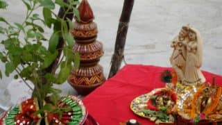 Tulsi Vivah 2016: Date, Auspicious time, Importance and significance of the ritual