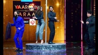 Yaaron Ki Baraat Episode 12, November 13, 2016 Review: Shah Rukh Khan rocks the floor with his pole dance!