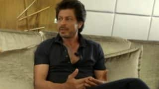 I am 100 percent schizophrenic: Shah Rukh Khan reveals on Beneath the Surface! (Watch video)
