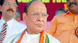 Shankarsinh Vaghela Continues Suspense Over His Vote in RS Elections Tomorrow