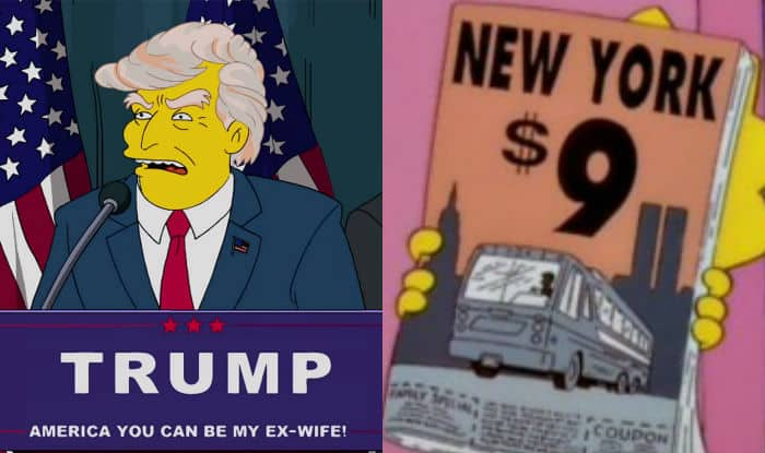simpsons trump main pic