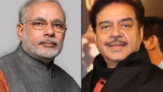 Shatrughan Sinha Skips PM Narendra Modi's Patna University Event, Says Was Invited Late
