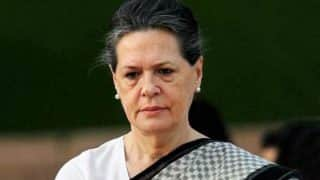 Sonia Gandhi's SPG Commando Goes Missing From 10 Janpath