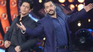 Salman Khan – Shah Rukh Khan to share screen space after 14 years