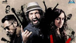 Rock On 2 Box Office Report: Farhan Akhatar and Shraddha Kapoor starrer is a dud on day one!