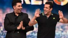 Salman to appear on 100th episode of 'Koffee With Karan'…