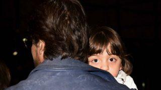 Raees: Shah Rukh Khan takes AbRam's help to promote his next; we wonder how