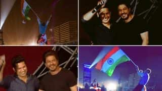 Global Citizen Festival 2016: All the PICS of Coldplay, Shah Rukh Khan, Katrina Kaif and AR Rahman performing LIVE!