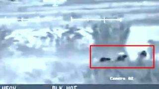 पाकिस्तान से भारत में घुसपैठ कर रहे आतंकियों का वीडियो आया सामने