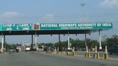 Toll collection on National Highways to resume from mid-night of…