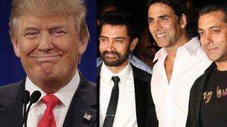 अमेरिका के राष्ट्रपति पद का चुनाव जीतें ट्रंप, तो बॉलीवुड से आये कई मजेदार रिएक्शन